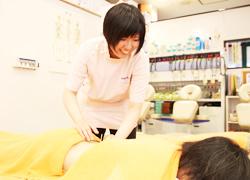 チャチャエイムの鍼治療